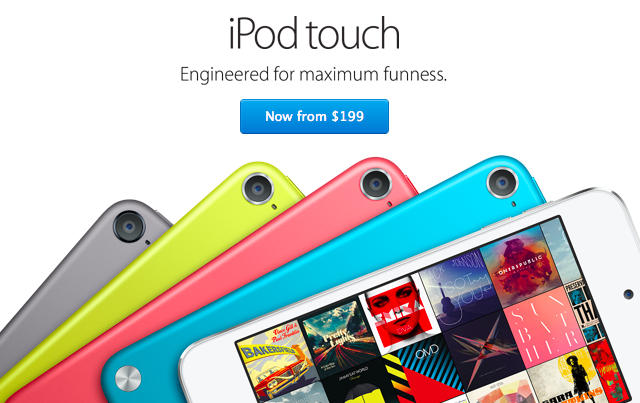 iPodtouch16GB