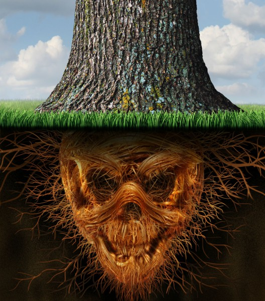 tree-roots-evil