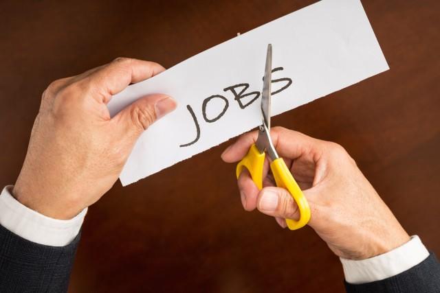 Job Jobs Cut Cuts