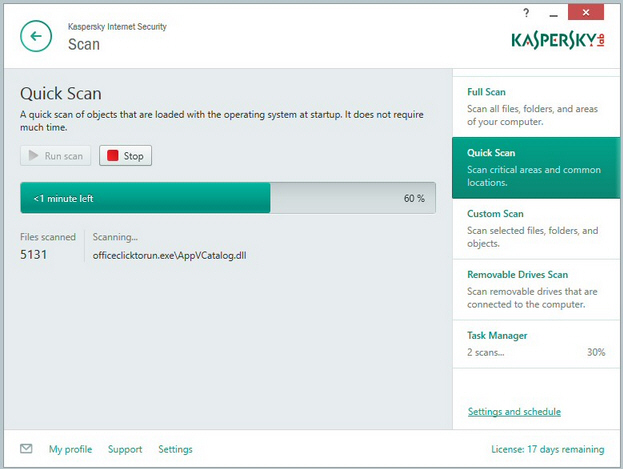 Kaspersky Internet Security 2015 An Accurate And Reliable