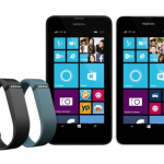 Nokia Lumia 635 Fitbit Flex