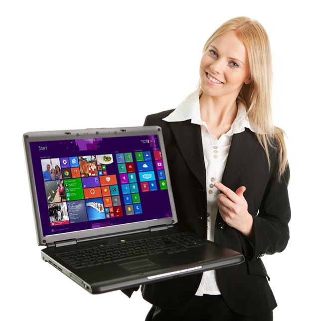 Presenting PC