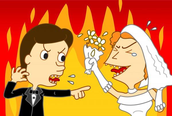 angrywedding