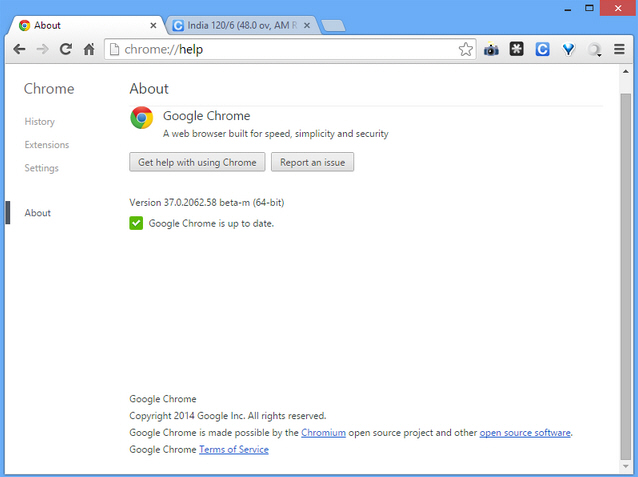 Google Chrome 64-bit Beta arrives, edges closer to final