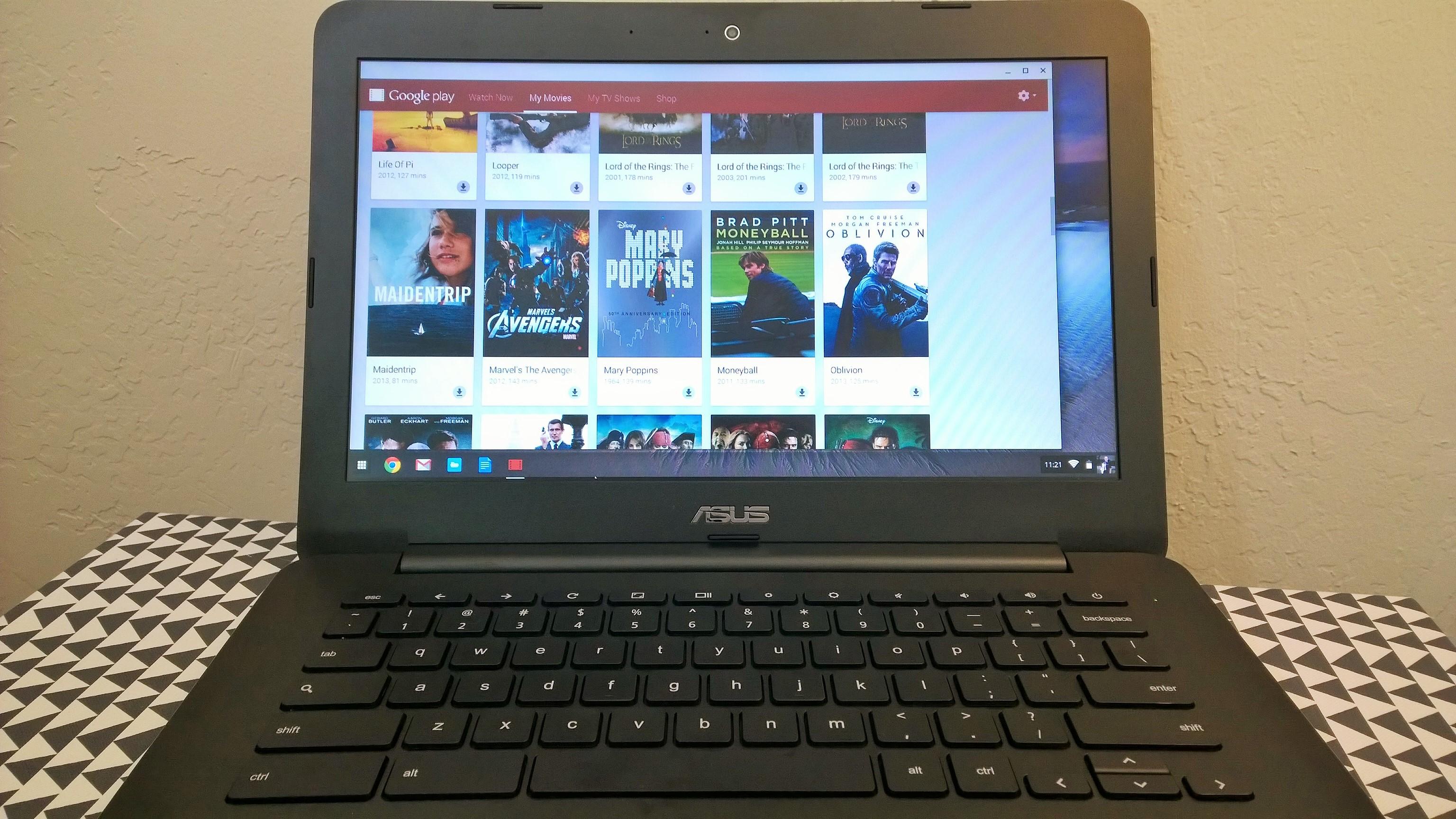 Asus C300 Chromebook Review