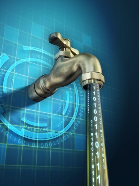 Data leak tap