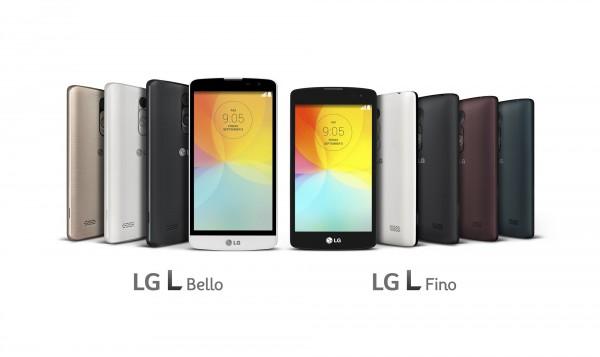 LG L Bello Fino