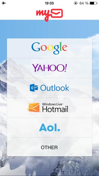 mymail apk uptodown