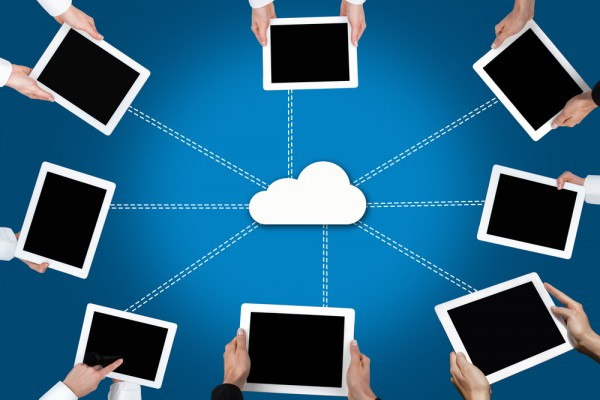 Tablet cloud sync