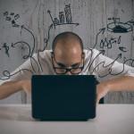 developer laptop