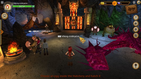 school of dragons play as guest