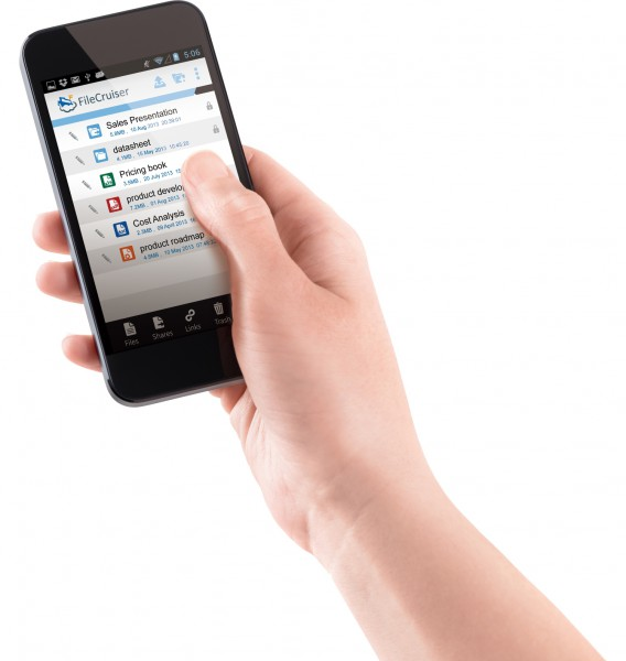 smartphone-FileCruiser