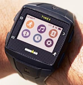 35d9f04f697 Baú da Cidade  Timex lança relógio inteligente para esportistas