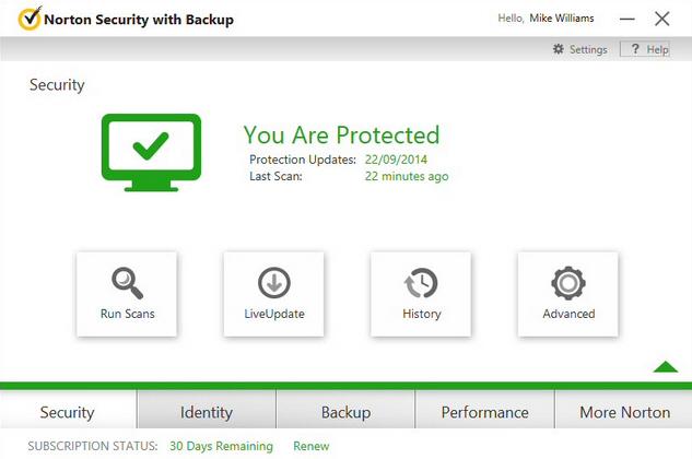 Symantec представила новое поколение антивирусов Norton Security