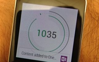Microsoft OneNote gains Android Wear support plus new iOS 8 and Windows Phone apps
