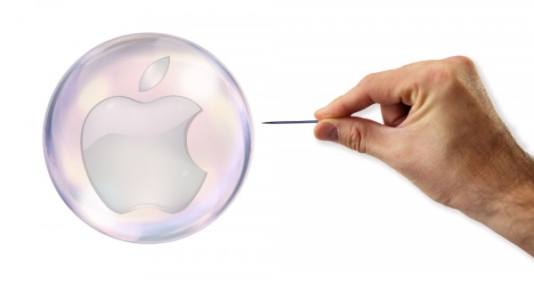 apple bubble