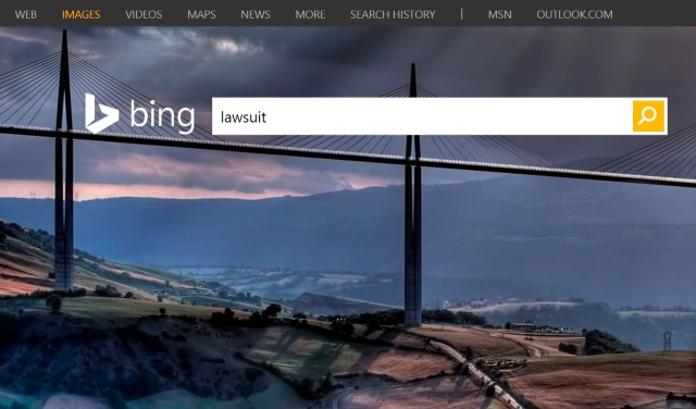 Microsoft takes down Bing Image Widget after Getty legal action