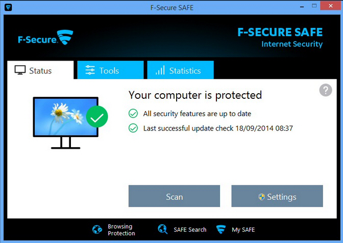 F Secure Safe 2015 Protects Desktops Tablets And Phones