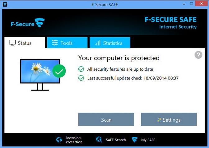 Resultado de imagen de F-Secure SAFE