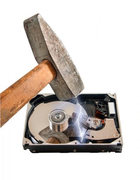 hammer disk drive
