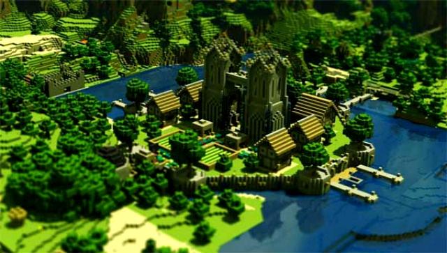 Ordnance Survey Maps The UK In Minecraft - Maps fur minecraft pc