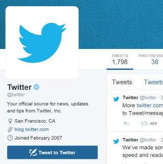Twitter CEO says it's your own fault you see tweets from people you don't follow