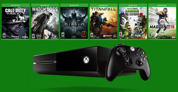 Buy an Xbox One next week and grab yourself a free $60 game