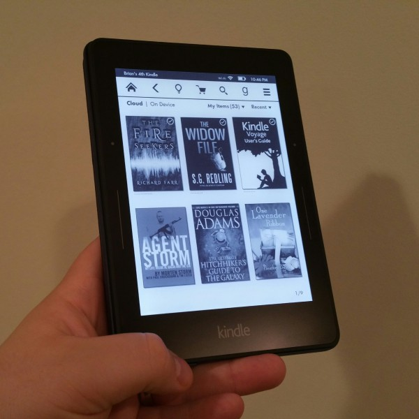 are you able to proportion kindle books
