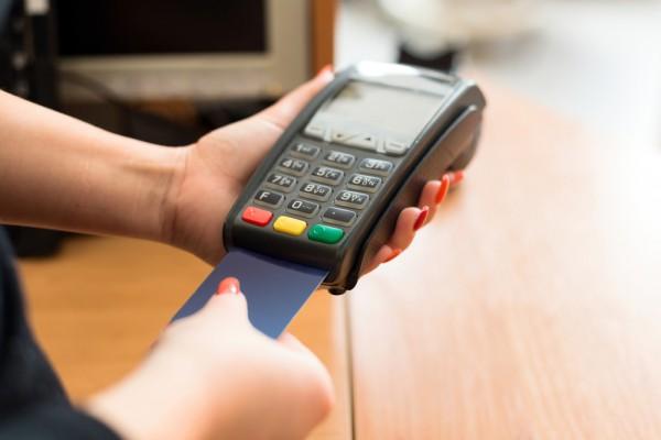 Chip and pin card reader