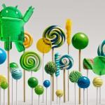 Android 5.1 Lollipop announcement image