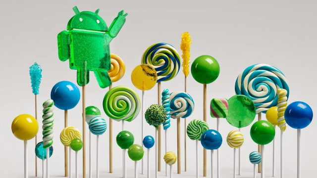 Android 5.1 Lollipop announcement image