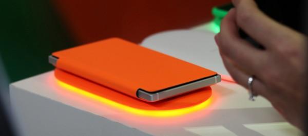 Lumia-830-drahtlos aufladen
