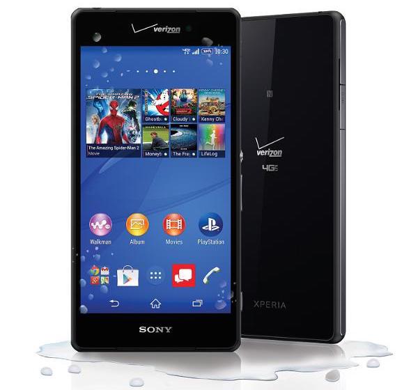 Xperia Z3v Sony Xperia Z3v launch...