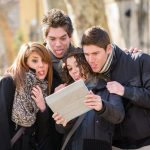 college friends