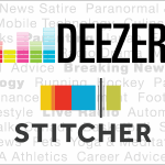 Streaming music service Deezer buys Stitch and branches out into talk radio