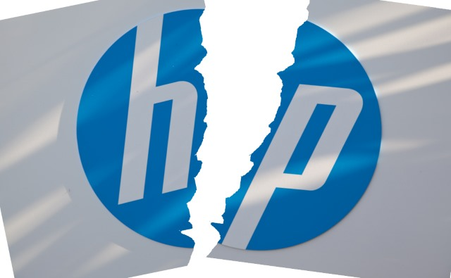 HP to split into Consumer HP and Enterprise HP