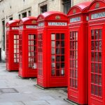 UK phone boxes become free solar-powered mobile phone chargers