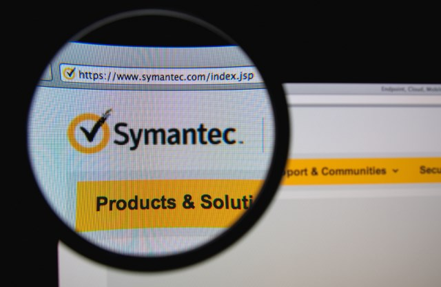 Symantec to follow HP and eBay and split in two