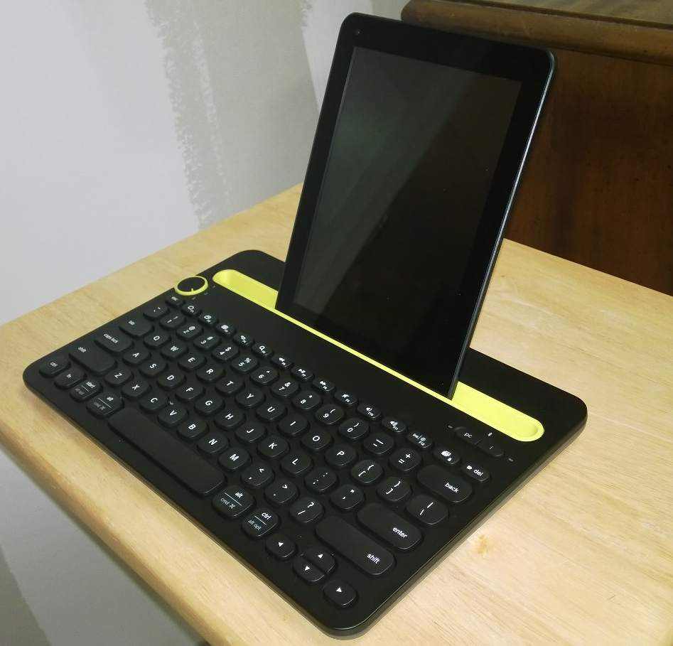 Logitech K480 Multi Device Wireless Keyboard Instructions Bluetooth