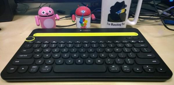 Logitech Bluetooth Multi-Device Keyboard K480 [Review