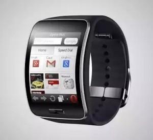 Opera Mini comes to Samsung's Tizen-based Gear S smartwatch