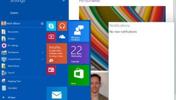Windows 10 Technical Preview build 9860
