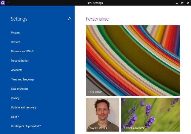 Here's what's new in Windows 10 Technical Preview build 9860