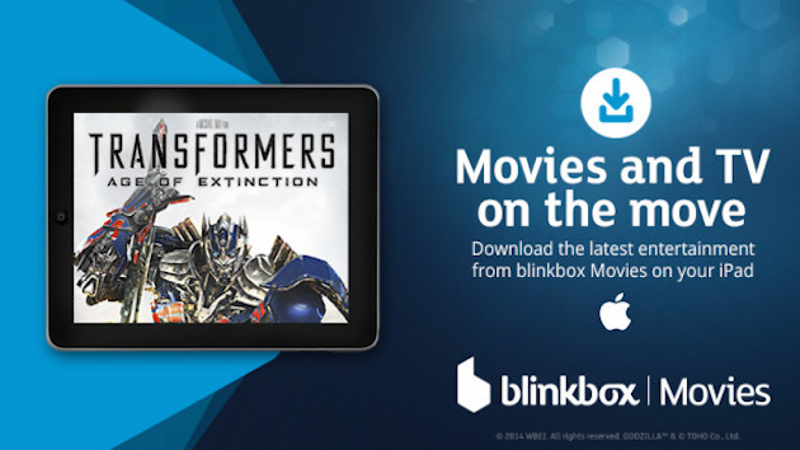 Blinkbox-offline