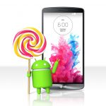 LG G3 Lollipop 2