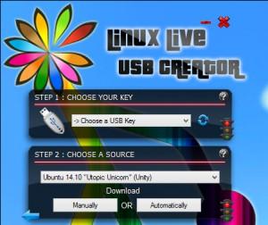 Linux live