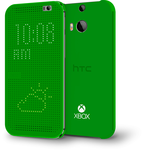 Microsoft And Htc Offer Free Xbox Dot View Cover To Htc