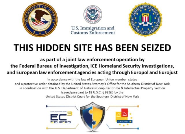 Law enforcement agencies swoop on dark net, closing Silk Road 2.0 and other sites