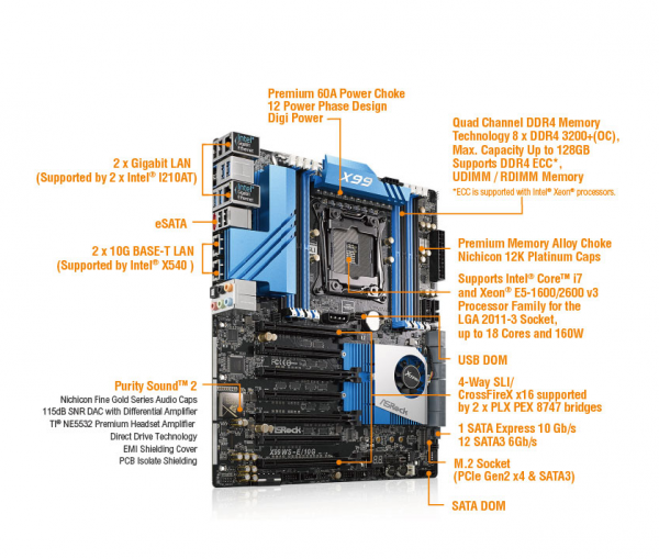 ASROCK X99 WS-E/10G MOTHERBOARD DRIVER FOR WINDOWS