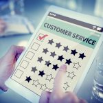 customer service online review